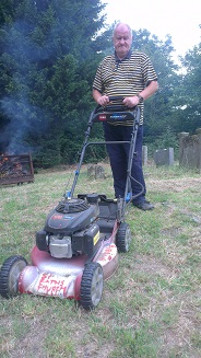 Billy with mower.jpg